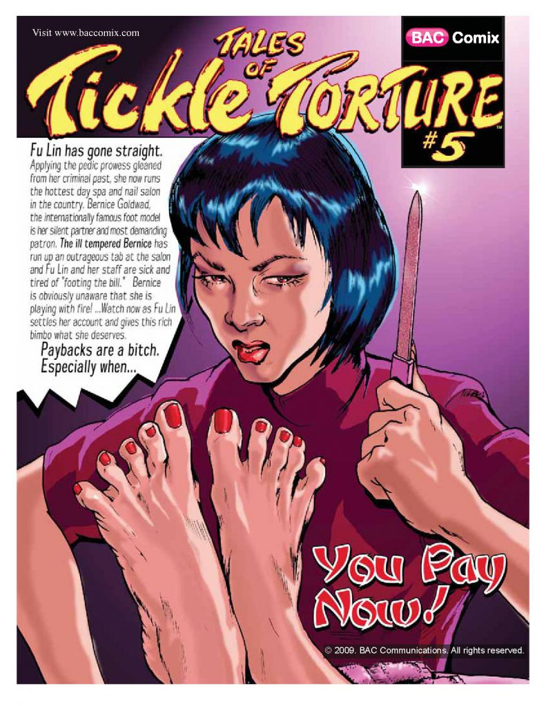 Tales of Tickle Torture 05Comics