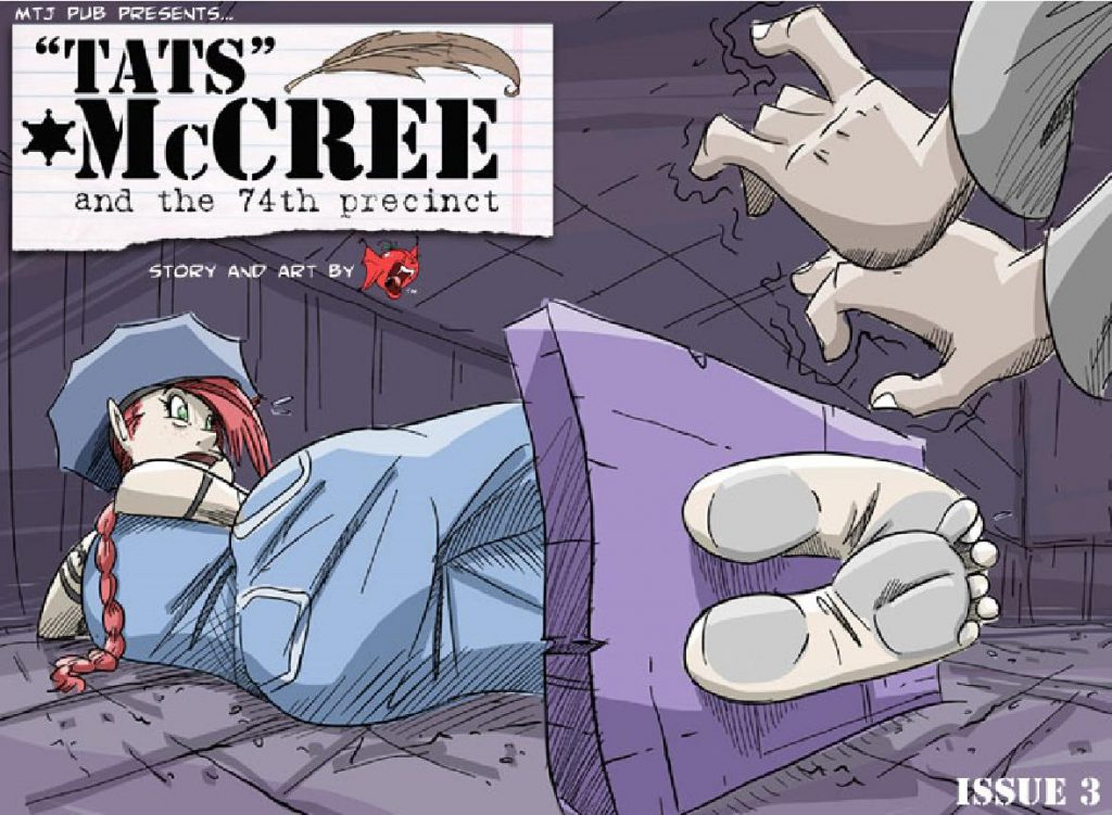 Tats McCree 03Comics