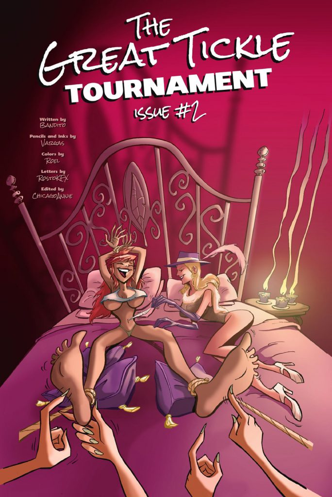 The Great Tickle TOURNAMENT 02Comics