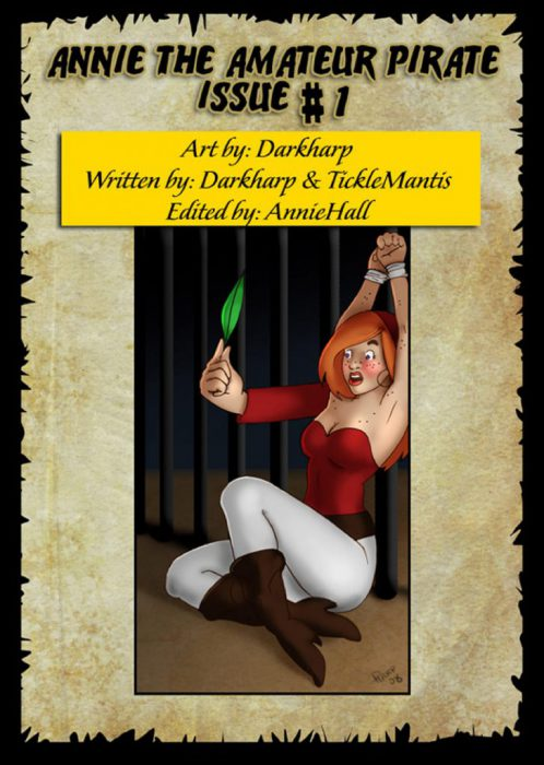 Annie The Amateur Pirate