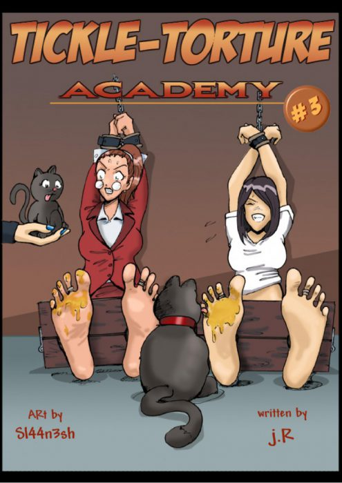 Tickle Torture Academy