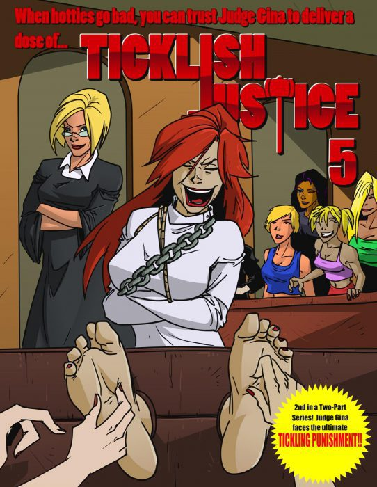 Ticklish Justice 05Comics