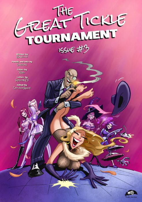 The Great Tickle Tournament