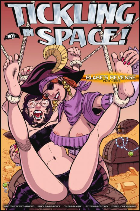 Tickling In Space